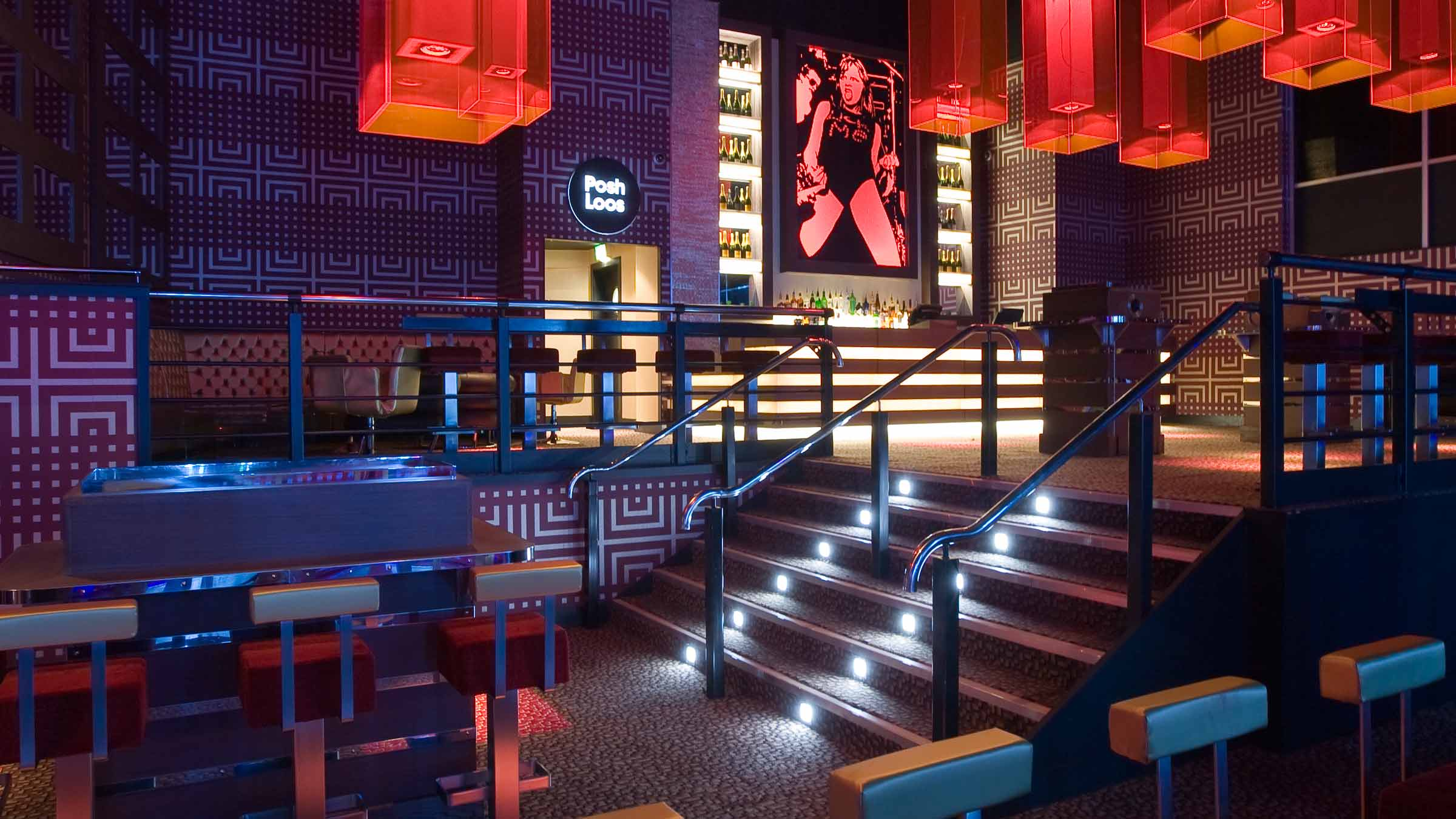 Restaurant Hotel Nightclub Design By Bigtime Design
