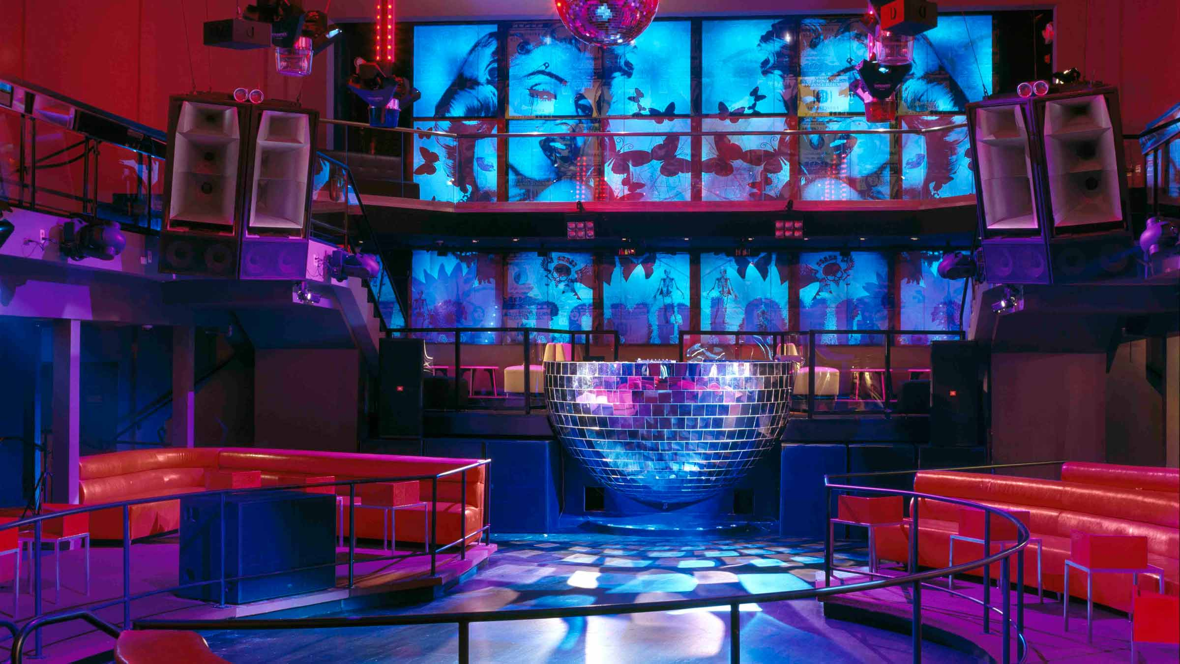 Image Gallery Nightclub Designs